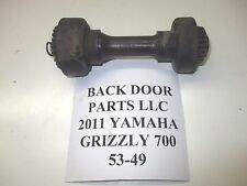 YAMAHA 2011 GRIZZLY 700 4X4 EPS REAR DRIVE SHAFT OUTPUT 53-49