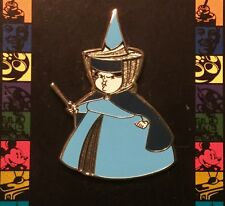 MERRYWEATHER Blue Fairies Sleeping Beauty Walt Disney Family Museum Pin
