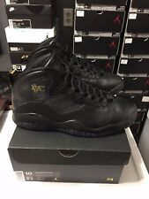 NIKE AIR JORDAN 10 RETRO NEW YORK CITY NYC MENS SIZE 10 DEADSTOCK