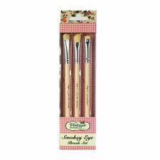 The Vintage Cosmetic Company Smokey Eye Brush Set Shadow Angled Shadow Smudger  00004000
