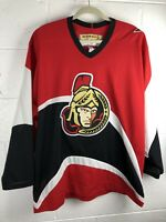 Vintage Ottawa Senators NHL Hockey Jersey - Adult Large L - Koho