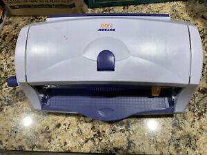 XYRON Model 900 Laminating Machine Sticker Label Decal Magnet Maker Pre-Owned