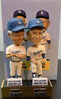 LA Dodgers 50th Anniversary 2012 Bobblehead Tommy Lasorda & Walter Alston #10
