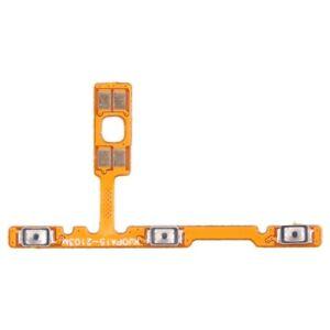 For OPPO A15s / A15 CPH2185  Power Button & Volume Button Flex Cable Strip Part