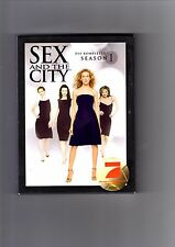 DVD - Sex And The City - Season 1