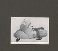 15/648 SAMMELBILD ALTE TECHNIK MOTORRAD MAICOMOBIL BAUJAHR 1951