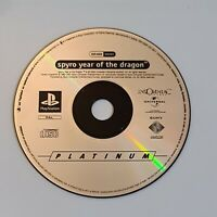 Spyro: Year Of The Dragon - Disc Only - PlayStation 1 PS1 - Free P+P