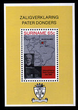 Surinam Bl. 33 **, Seligsprechung Pater Donders