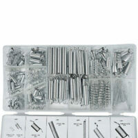 Extension & Compression Steel Spring Assortment Kit Carburetor Flat Hoop  FDZ