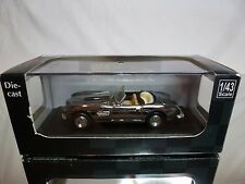 NEW RAY BMW 507 CABRIOLET - CHROME 1:43 - EXCELLENT IN BOX