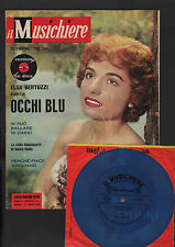 MUSICHIERE 34/1959 ARIGLIANO TOGLIANI MEI LUNG CHANG TOTO' + FLEXI OCCHI BLU