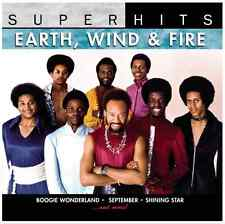 Earth, Wind & Fire - Super Hits (CD) • NEW • Maurice White and Best of Greatest