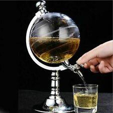 Mini Globe Club Beverage Liquor Dispenser Beer Liquid Drinking Machine Tools