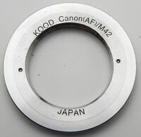 Kood M42 an Canon EOS EF AF Adapter Objektivadapter