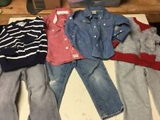 Boys Baby gap, Gymboree shirts & Childs Place Jeans & Gray Old Navy Jeans 2T