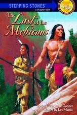 The Last of the Mohicans (A Stepping Stone Book), Cooper, James Fenimore, 067984