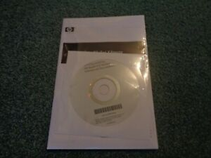 HP LED Backlit LCD Monitor CD Software for W1972a W2072a Monitors. Sealed.