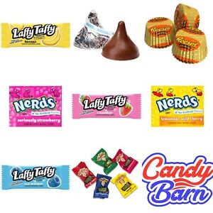 American Sweets Pick 'n' Mix - Choose your own - Laffy Taffy - Nerds - Hershey's