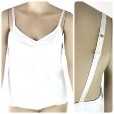 Fashion Bug Top Tank Women Plus 22 24W Stretch Shelf Bra Adjustable Strap New