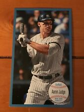 2020 Topps Archive 640Aj Aaron Judge (1964) Giant blue Sp Yankees star slugger!