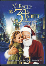 MIRACLE ON 34TH STREET (1947) NEW DVD