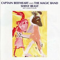Captain Beefheart - Shiny Beast (Bat Chain Puller) [New CD] Hong Kong - Import