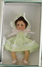2005 Vogue Baby Love Green Crib Crowd Ginny Repro Doll