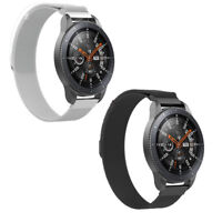 Cinturino bracciale MAGLIA MILANESE Per Samsung Galaxy Watch R800 R810 20mm 22mm