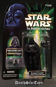 Star Wars POTF2 Comm Tech Chip Darth Vader Interrogation Droid Death ANH 77 Sith