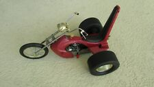 Vintage 1970's Cox nitro Sportster Trike Chopper motorcycl original box complete