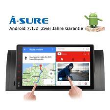 Andriod 7.1.2 GPS Für BMW X5 E39 E53 E38 5er Navi Autoradio DAB+ 2G RAM DVB-T2