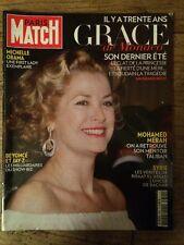 Paris Match du 13 Sept 2012 - Grace de Monaco Merah Beyonce Jay-z Michelle Obama