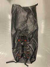 120L Sea to Summit Hydraulic Dry Pack w/ Harness –Black