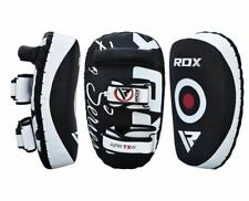 RDX T3 Curved Gel Padded Muay Thai Kick Pads