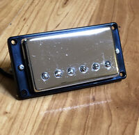 KentArmstrong HPAN1 Neck Humbucker Guitar Pickup Nicke Silver PAF