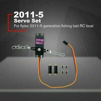 Servo Set For Flytec 2011-5 1.5kg Loading Remote Control Bait Boat Fishing L0Z0