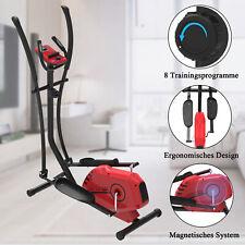 Crosstrainer Inshape Ergo 600 Sport Ergometer Mit Vielen Funktionen Ausdauertraining