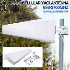 698-2700MHZ 3G 4G Directional Cellular Yagi Antenna N Female for 4G LTE Outdoor