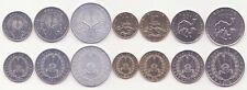 DJIBOUTI, 1, 2, 5, 10, 20, 50, 100 Francs 1991-2016 UNC, Set of 7 Coins