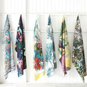 Printed Beach Towel - 180x80cm