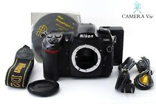 Nikon D D200 10.2 MP Digital SLR Camera Black Body Box is D300 [Exc++] #291318A