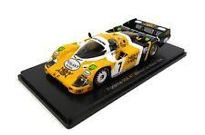 Porsche 956 #7 Winner Le Mans 1984 - 1:43 Spark Hachette Model Car 03
