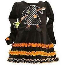 NWT Girls 2T BONNIE JEAN HALLOWEEN Witch Dress