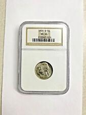 1950-D NGC Jefferson Nickel MS66 #475