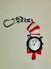Cat in the Hat - Chain Pocket Watch