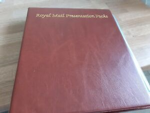 Royal Mail First Day Cover/Presentation Pack Album (Holds 60 Covers/Packs)