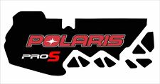 POLARIS tunnel decal GRAPHICS WRAP SWITCHBACK 800 600 PRO S rush  AXYS 120 137 b