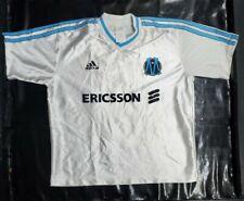Maillot jersey shirt om Marseille 1998 1999 98 ericsson vintage centenaire youth