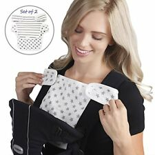 Ergo, Babybjorn, lillebaby drool pads for teething Infant baby while in carrier