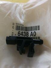 Window washer jet nozzle Citroen Peugeot models 6438A0 New genuine PSA parts